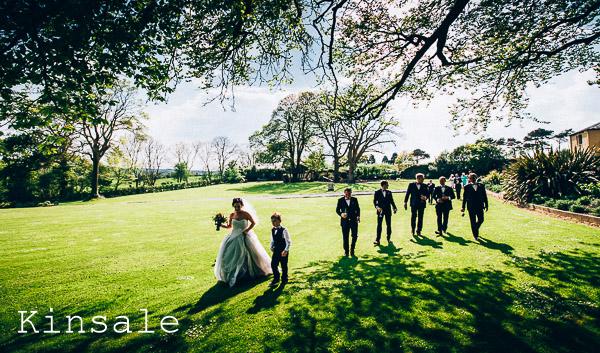 kinsale wedding venue