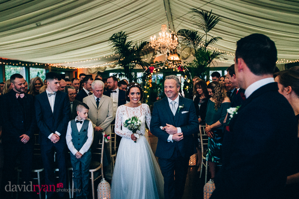 tinakilly country house wedding venue the marquee