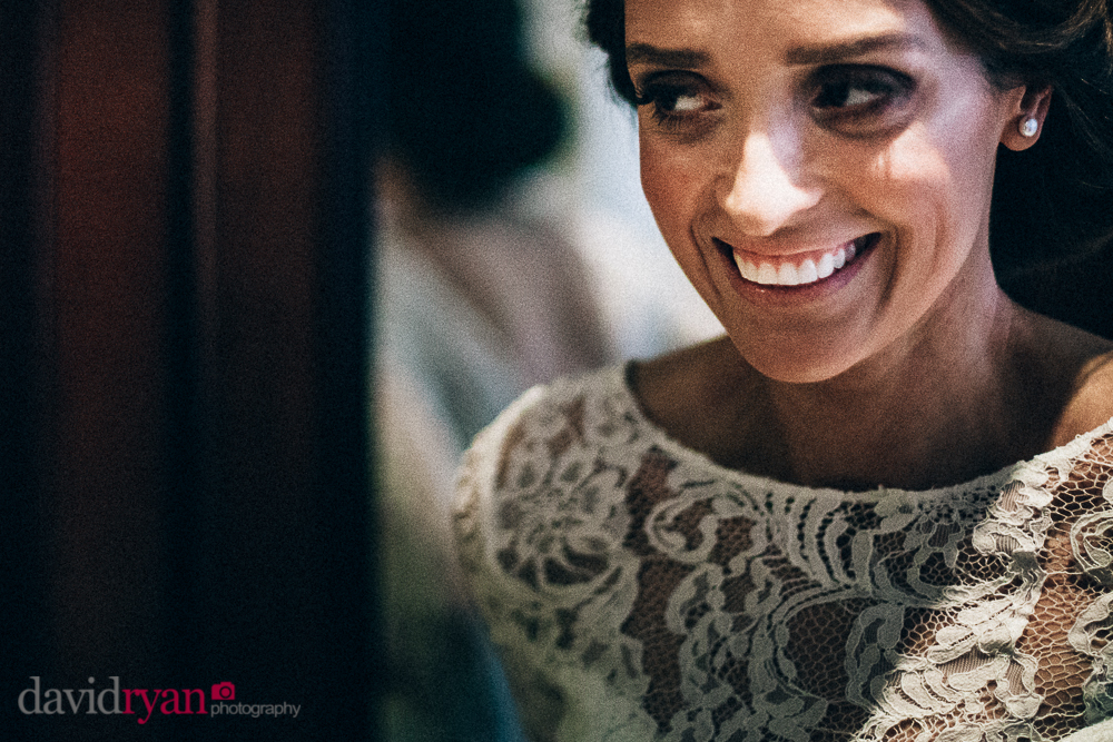 tinakilly country house wedding venue bridal portrait