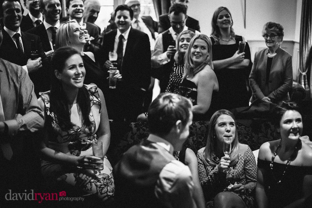 brooklodge wedding venue wedding guests