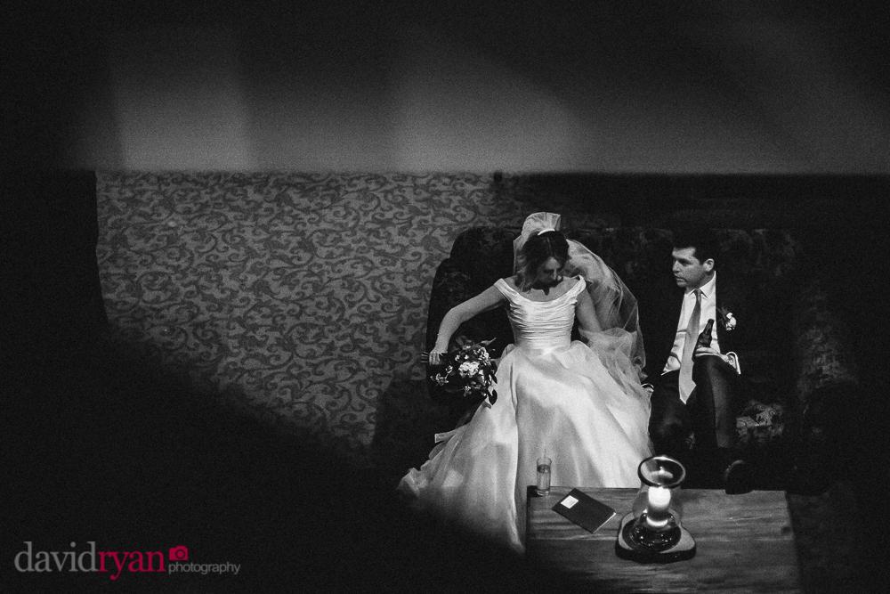 brooklodge wedding venue bride and groom