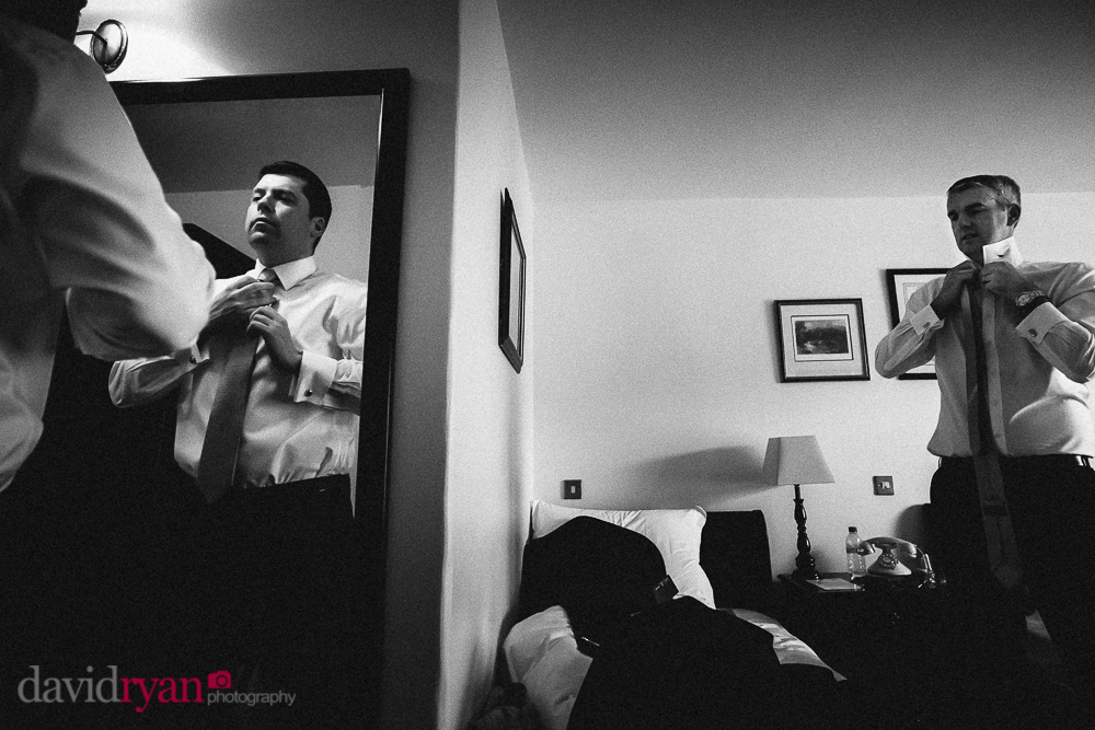 the groom at brooklodge