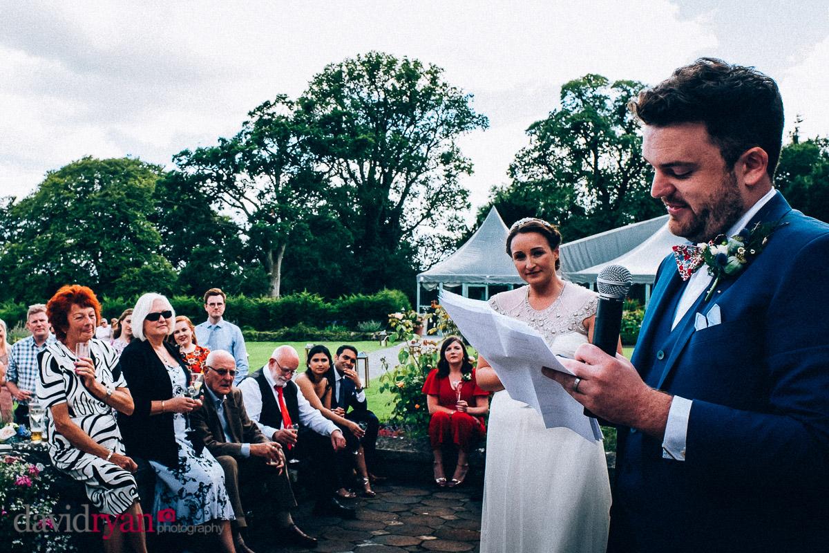 the wedding speech at virginia park lodge