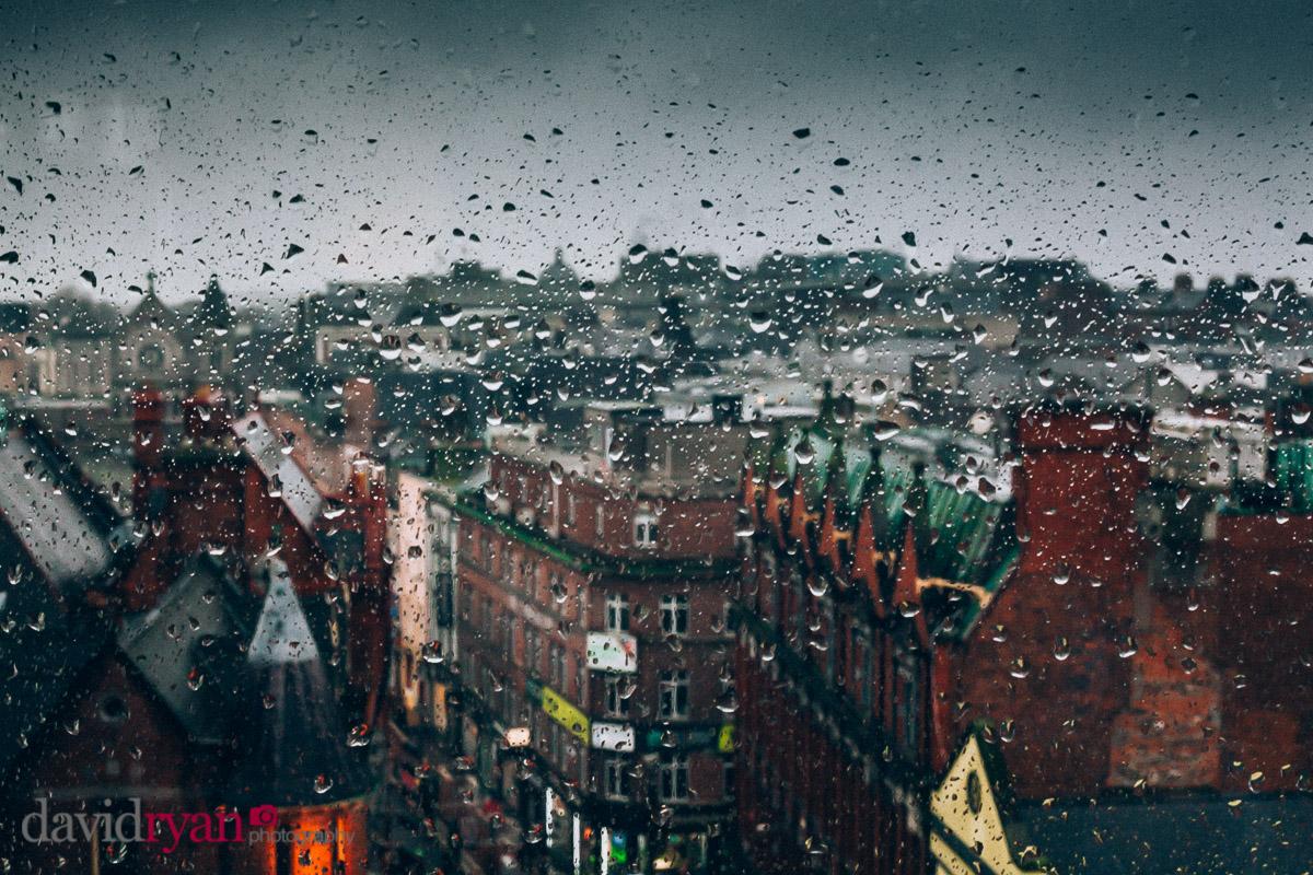 raining in dublin