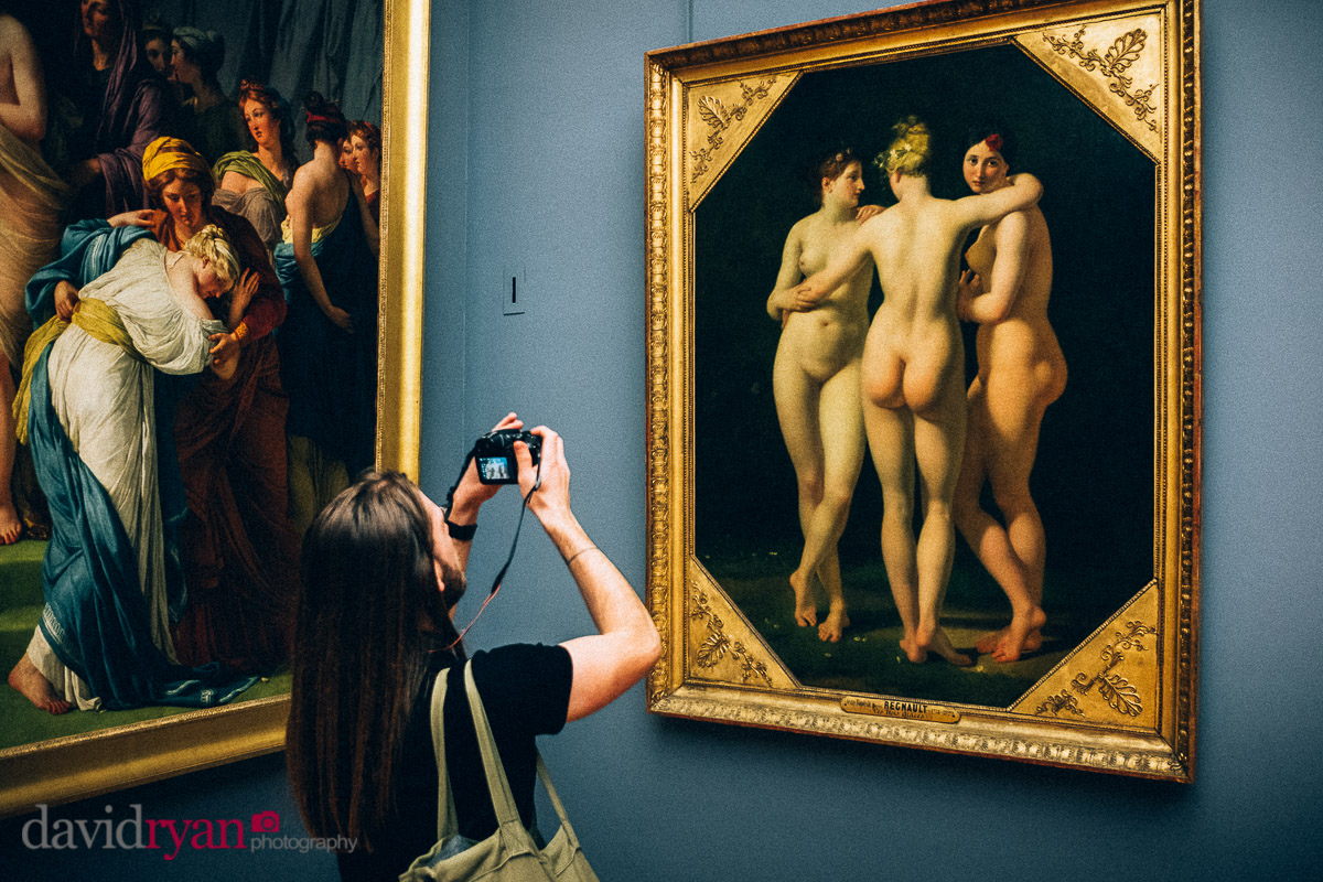 art galery paintings