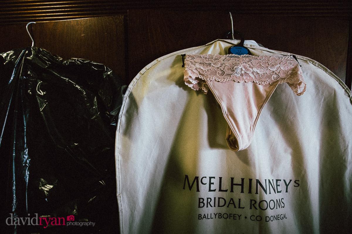 photo of womans underwear