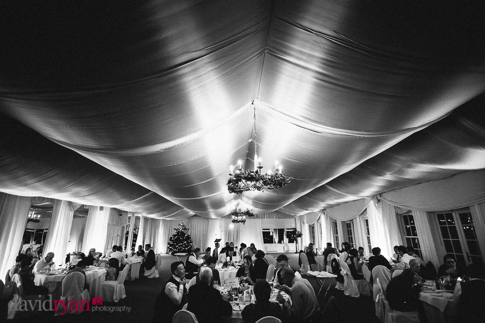 photo of marquee at rathsallgh house
