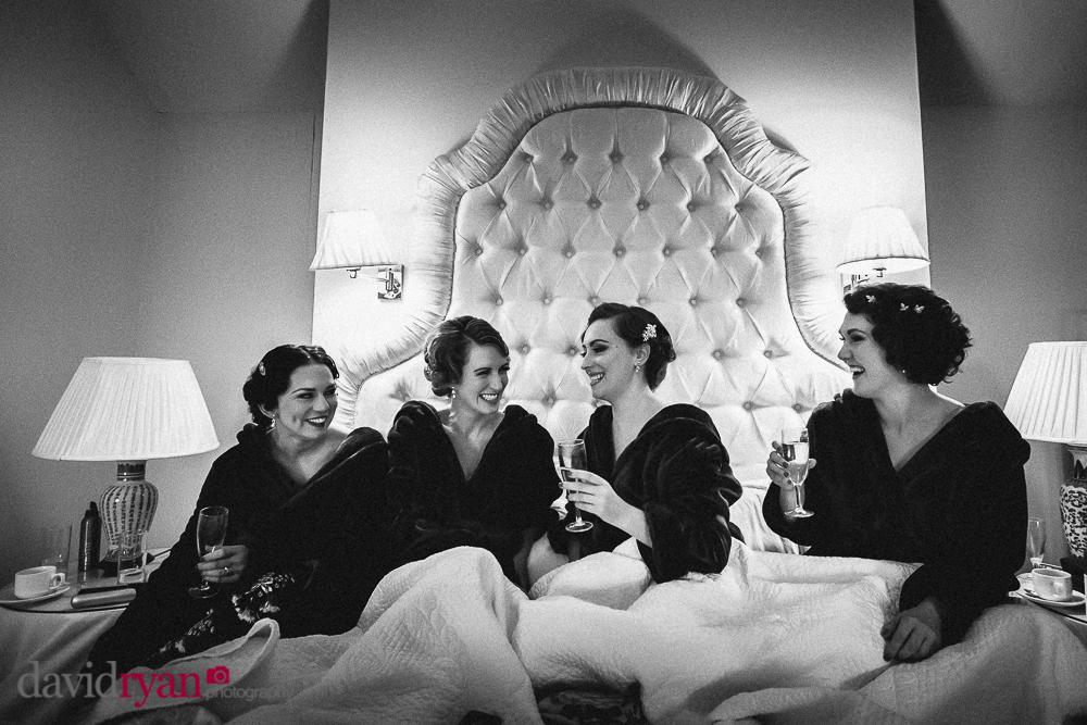 the bridesmaids in rathsallagh