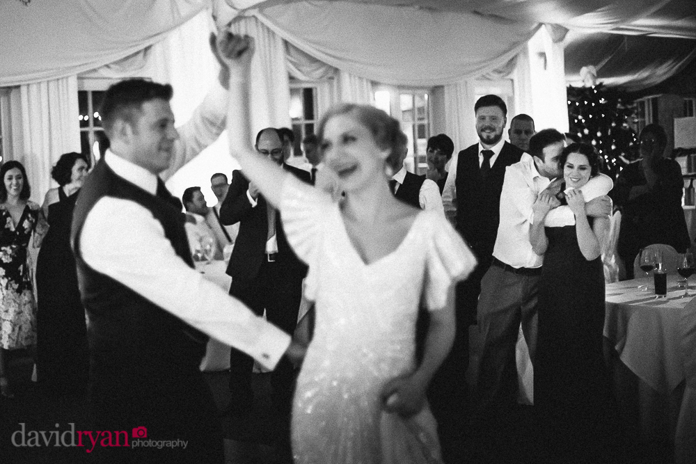 the first dance at rathsallagh country house