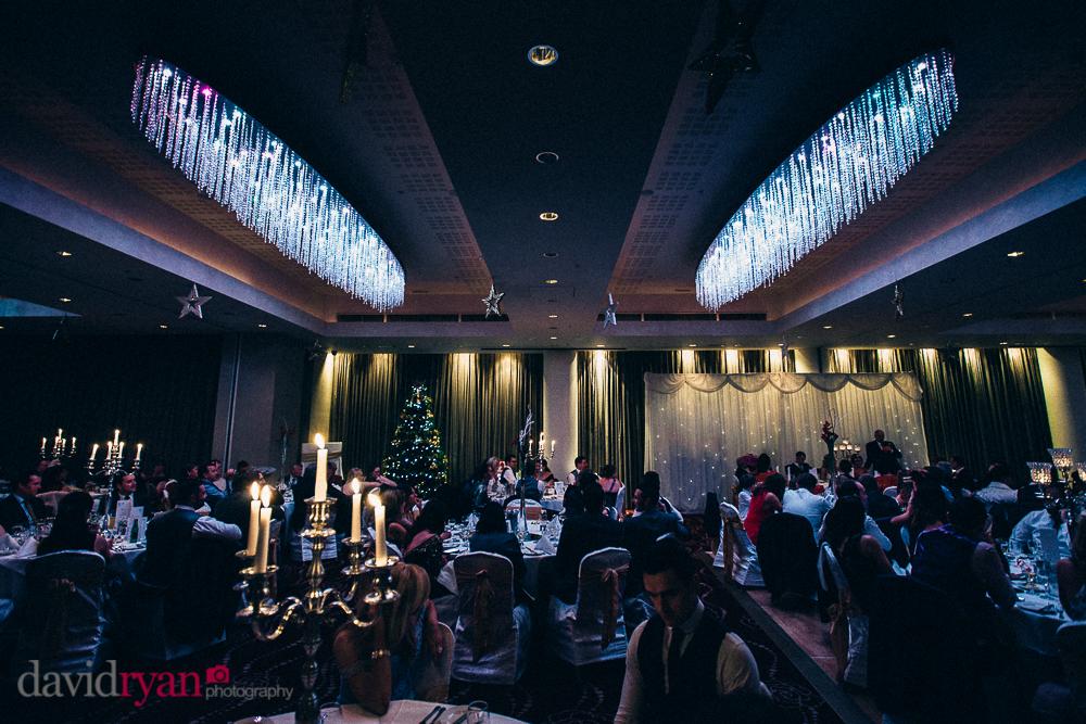 Sheraton Athlone Hotel dining hall