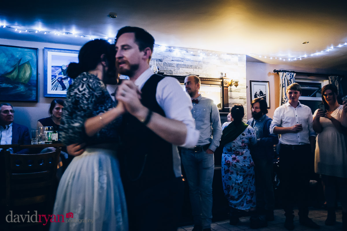 the first dance on inis oirr