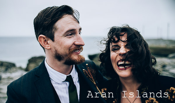 aran island wedding