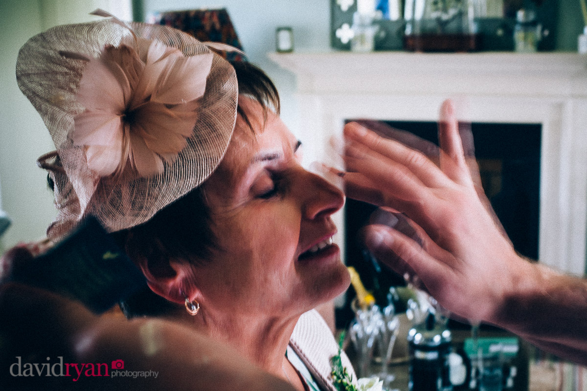 mother of the bride make up at virginia park lodge