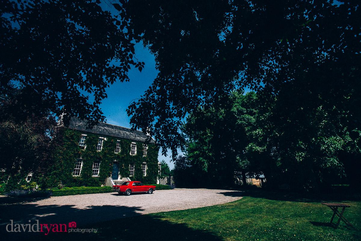 Ballintubbert House – Ruth & Podge's Wedding | David Ryan
