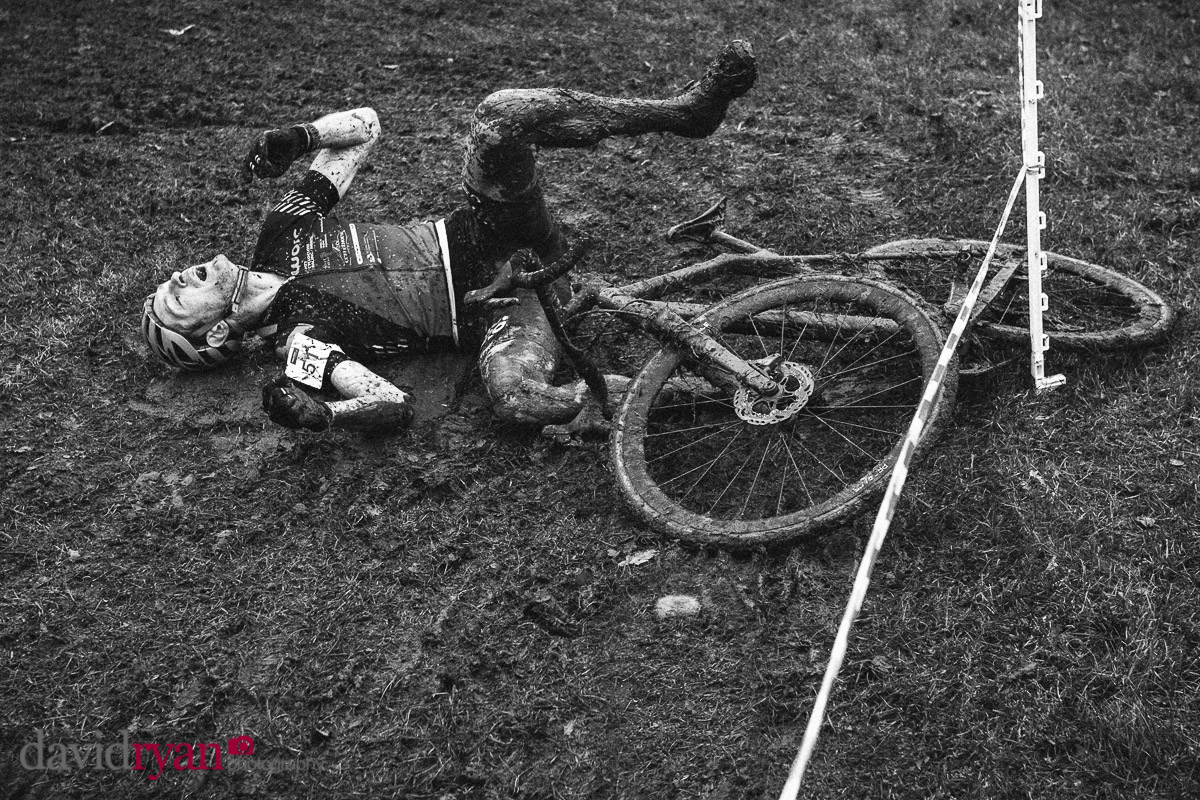 cyclist crash